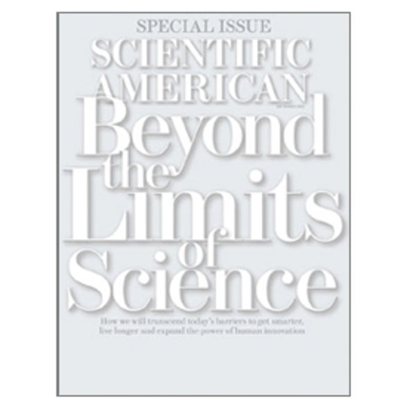 """Readers Respond to """"Beyond the Limits of Science"""""""