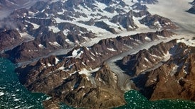 Greenland's Coasts Are Growing as Seas Rise