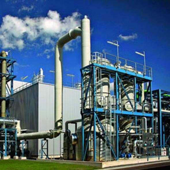 Construction Begins on New Carbon-Capture Plant