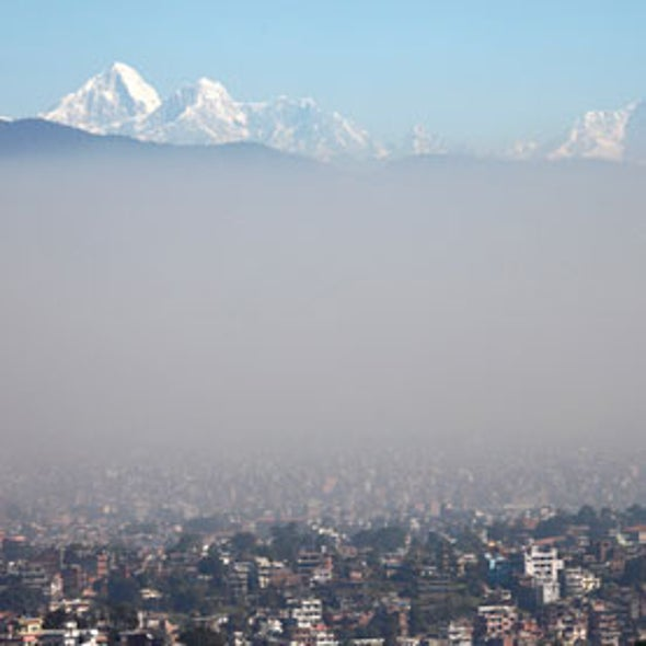 Organic Pollutants Now Accumulating in Himalayas and Tibetan Plateau