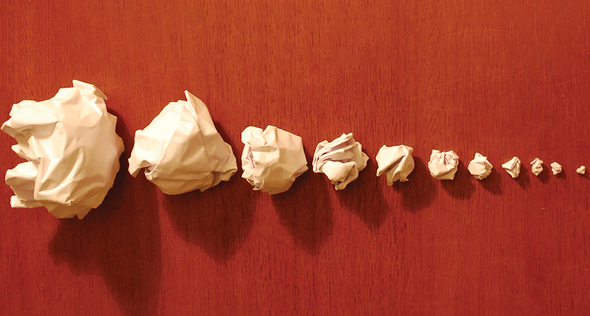 Developing Brains Fold Like Crumpled Paper to Get Their Convolutions