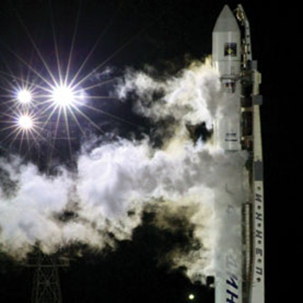A New Report Sheds Light on Problems Plaguing Russia's Space Program