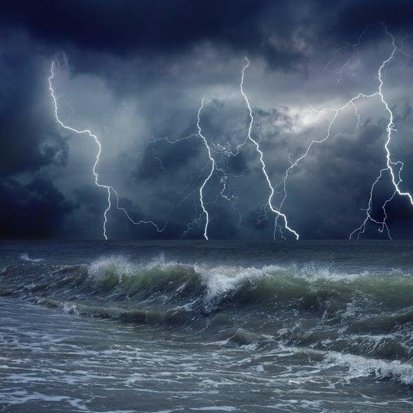 Ships at Sea Stoke Lightning Strikes