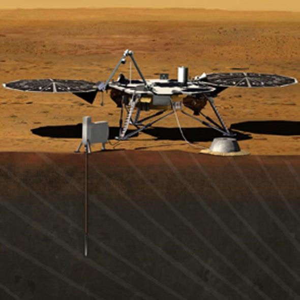 NASA Announces New Robotic Mars Mission