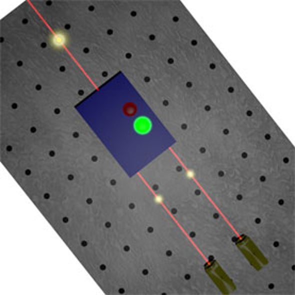 Quantum Meld Brings Photons Together
