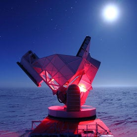 Long-Predicted Polarization Detected in the Cosmic Microwave Background