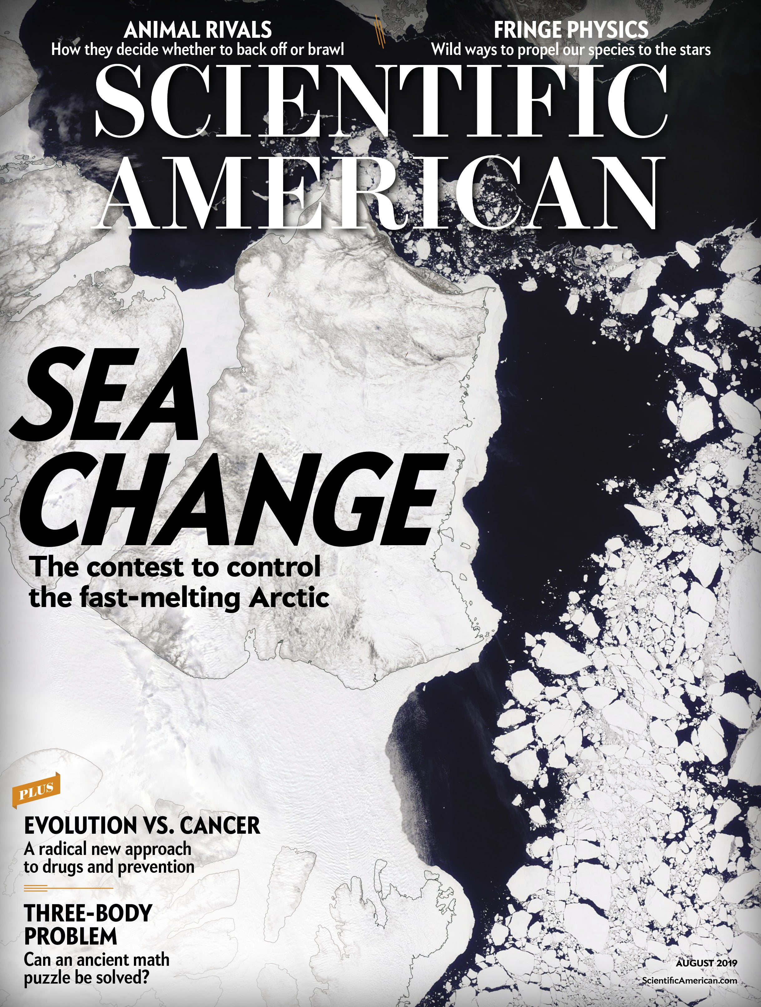 Scientific American Volume 321, Issue 2