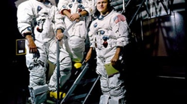 The Voyage of <i>Apollo 8</i>: The 40th Anniversary of Mankind's First Trip to the Moon [Slide Show]