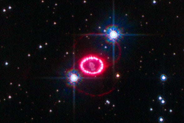 New Supernova Alert System Promises Early Access to Spectacles in Space
