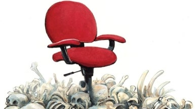 Killer Chairs: How Desk Jobs Ruin Your Health