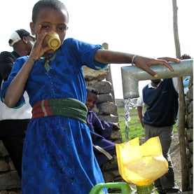 Trickle Down: Is Access to Clean Water a Human Right?