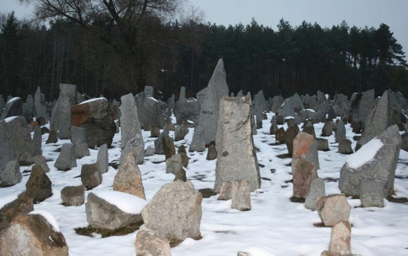 Unearthing the Atrocities of Nazi Death Camps