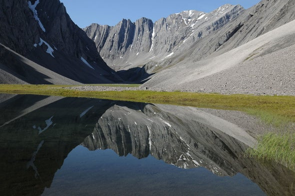 Mercury from Industrialized Nations Is Polluting the Arctic