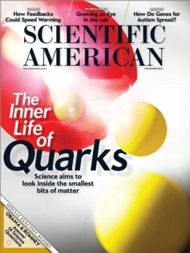 Scientific American Volume 307, Issue 5