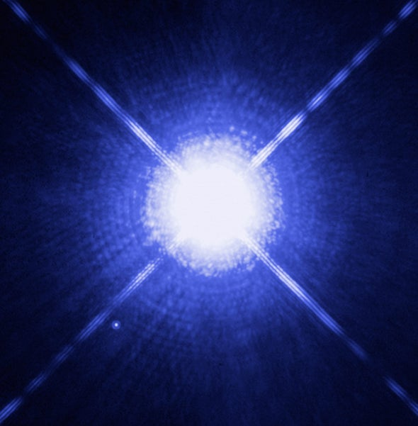 Strange Dead Star Could Be Remnant of Mini-Supernova