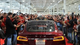 Elon Musk's Tesla Picks Nevada to Host Battery Gigafactory