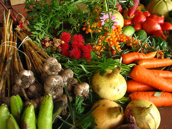 3 Ways to Make Your Diet More Sustainable