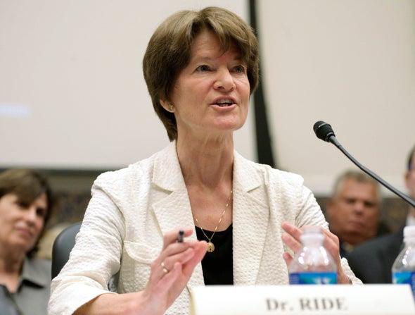 Sally Ride's Enduring Legacy