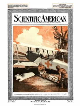 Scientific American Volume 119, Issue 23