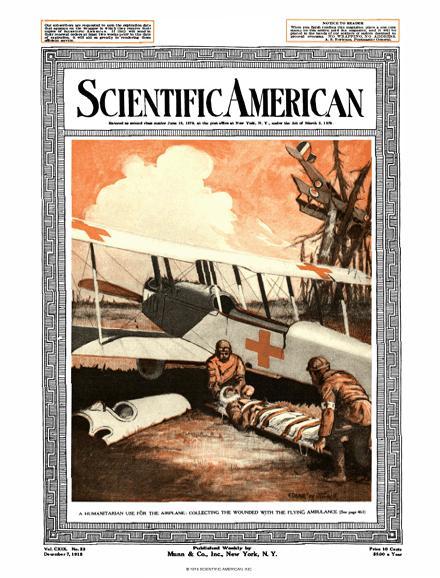 December 07, 1918