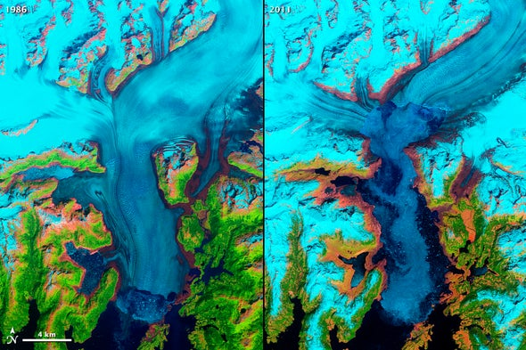 U.S. Government Considers Charging for Popular Earth-Observation Data