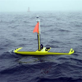 Robot Glider Detects Rogue Waves and Other Ocean Anomalies Missed by Satellites