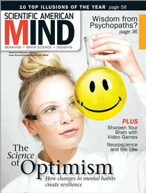 Scientific American Mind Volume 23, Issue 6