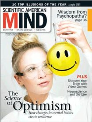 American scientific mind magazine
