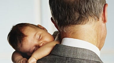 The Father Factor: How Dad's Age Increases Baby's Risk of Mental Illness