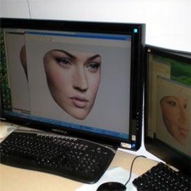 Megan Fox, CyLab, Carnegie Mellon, 3-D