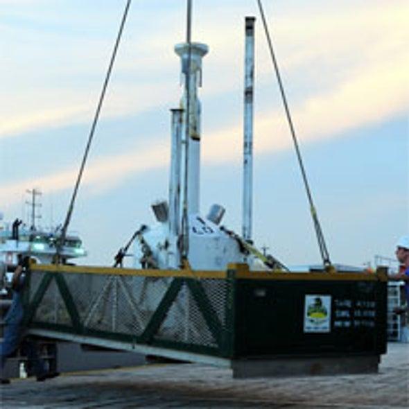 BP Plans Kill Shot for Leaking Deepwater Well