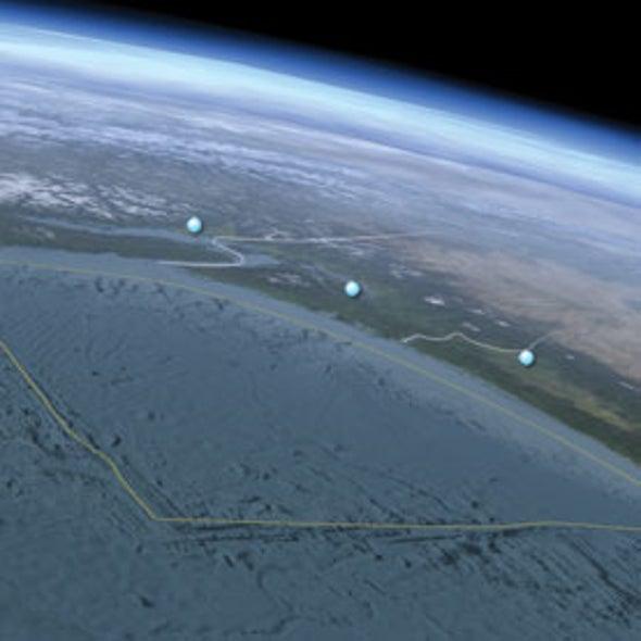 Pacific Quakes Portend Little for U.S. West Coast