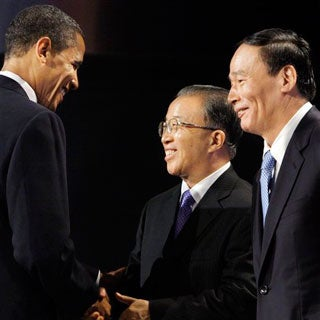 U.S. and China Meet on Climate Change