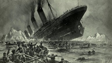 How to Survive the Sinking of the <i>Titanic</i>