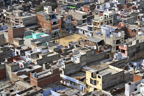 Growing Cities Hold Key to Curbing Climate Change