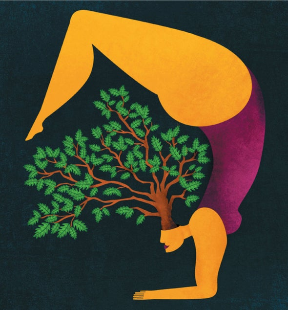 Yoga May Bolster the Brain Regions Most Affected by Aging