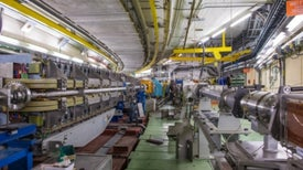 CERN Prepares to Test Revolutionary Mini Accelerator