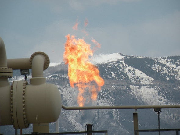 Global Warming Casts Shadow over Oil Leasing on Public Lands