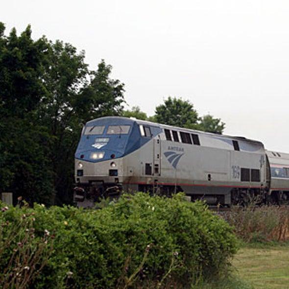 Moving Americans toward Train Transportation