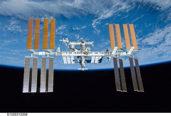 The International Space Station May Soon Host the Coolest Place in the Universe