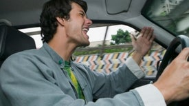 External Combustion--Majority of U.S. Motorists Admit to Venting Road Rage