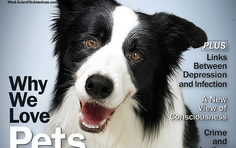 """Readers Respond to """"Why We Love Pets"""" and More"""