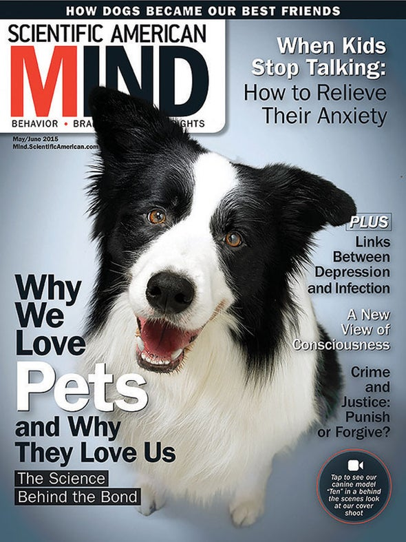 "Readers Respond to ""Why We Love Pets"" and More"