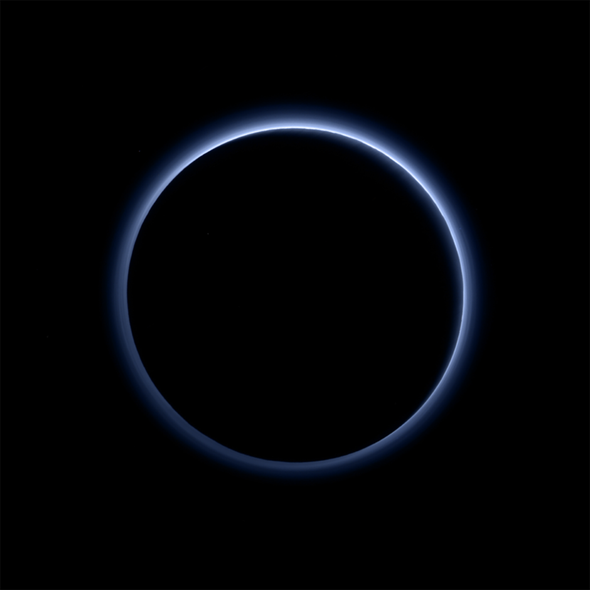 Pluto's Wispy Atmosphere May Be Surprisingly Robust
