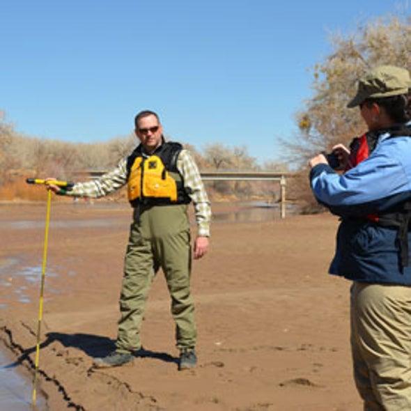 Satellites Show Shrinking Aquifers in Drought-Stricken Areas