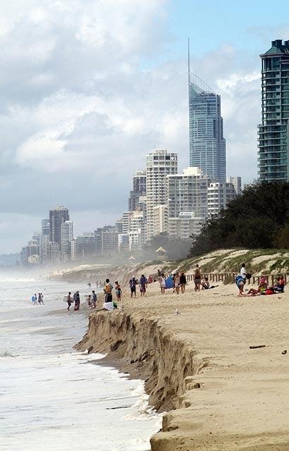 Rising Seas Pose Growing Flood Threat