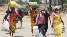 India's Coronavirus Refugees Are Also Development Refugees