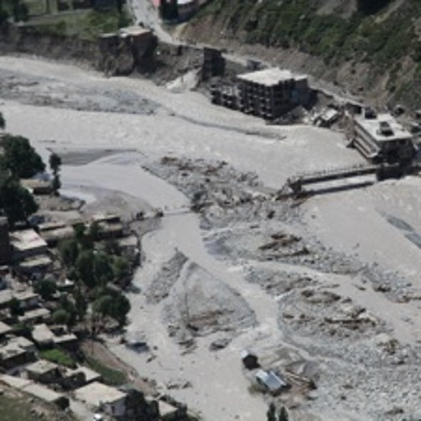Is the Flooding in Pakistan a Climate Change Disaster?