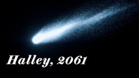 Halley's Comet Can Help Us Understand These Uncertain Times