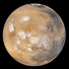 Mars's Environment Shown to Be Hostile, but Not Untenable for Earthly Microbes